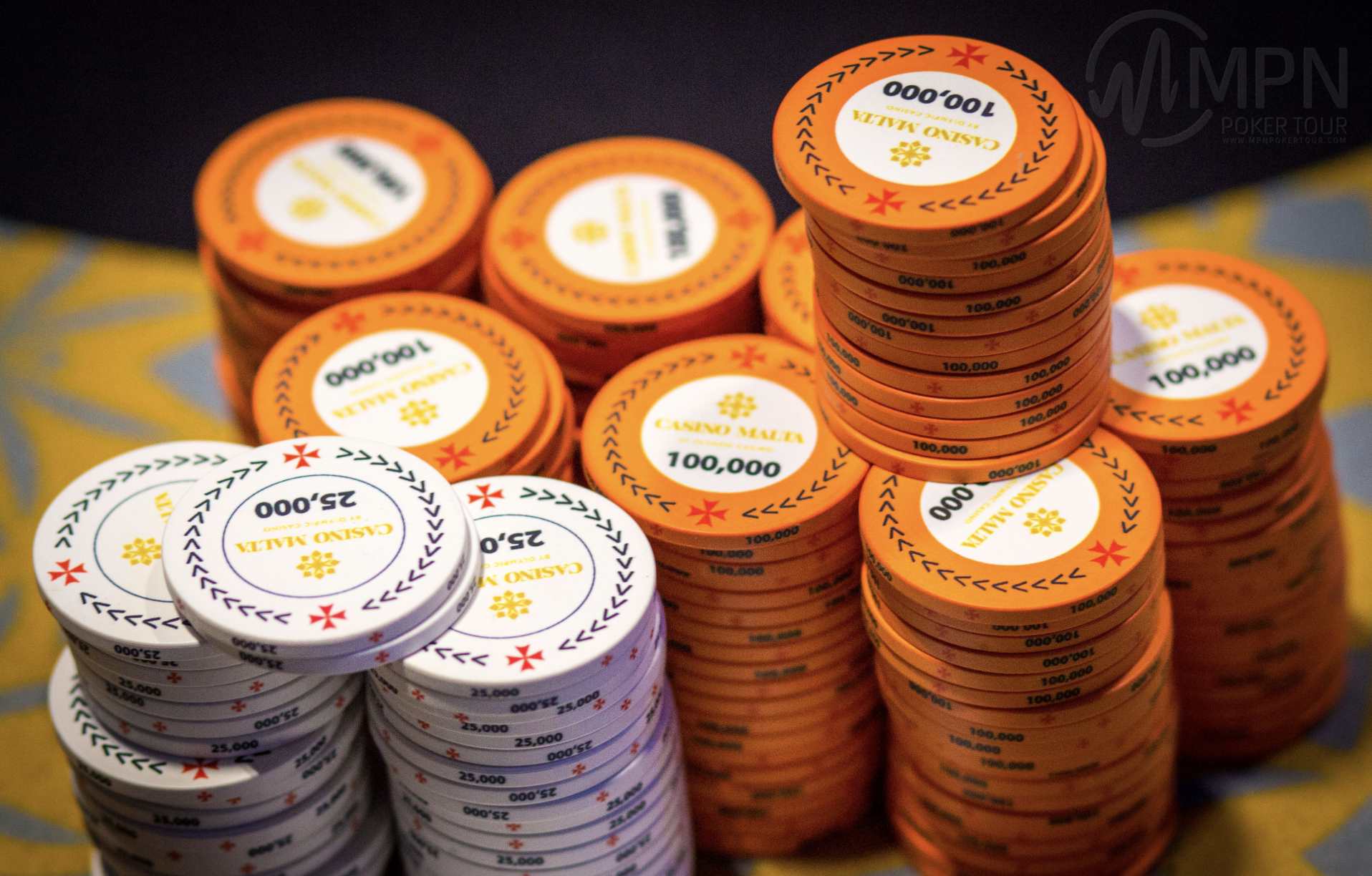 mpn poker tour chips
