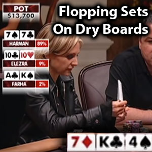 flopping sets