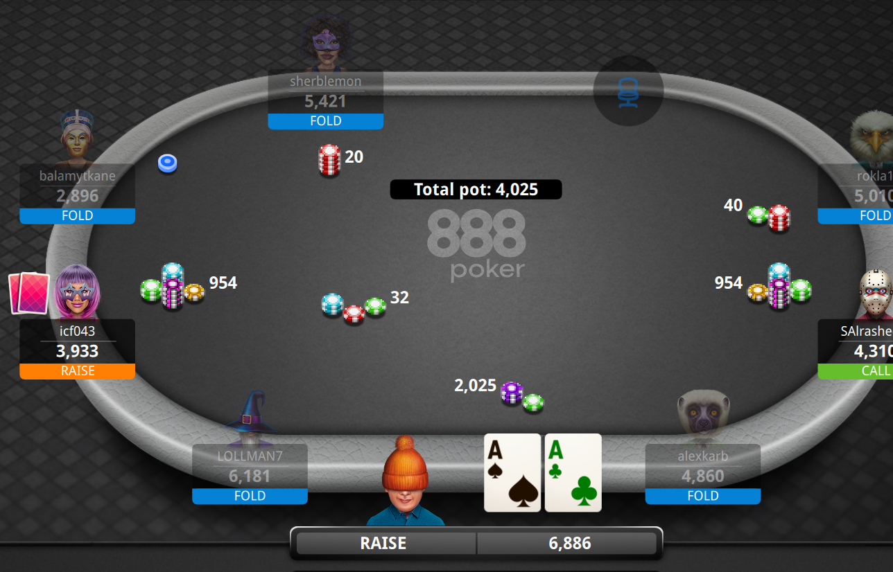 Winning Poker Tournaments One Hand At A Time New Online Poker