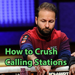 how to crush calling stations
