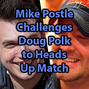 mike p challenges doug polk