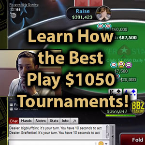 learn how the best play tournaments