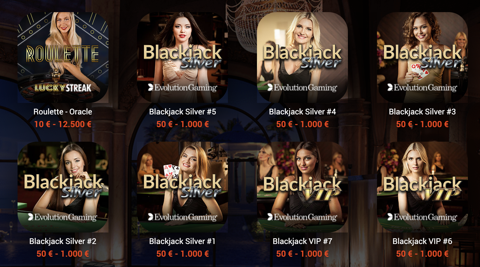 tony bet casino blackjack