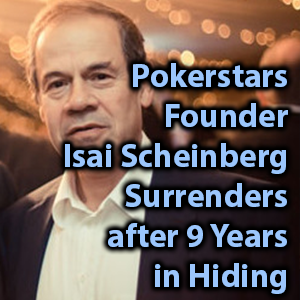 pokerstars founder isai scheinberg surrenders after 9 years of hiding