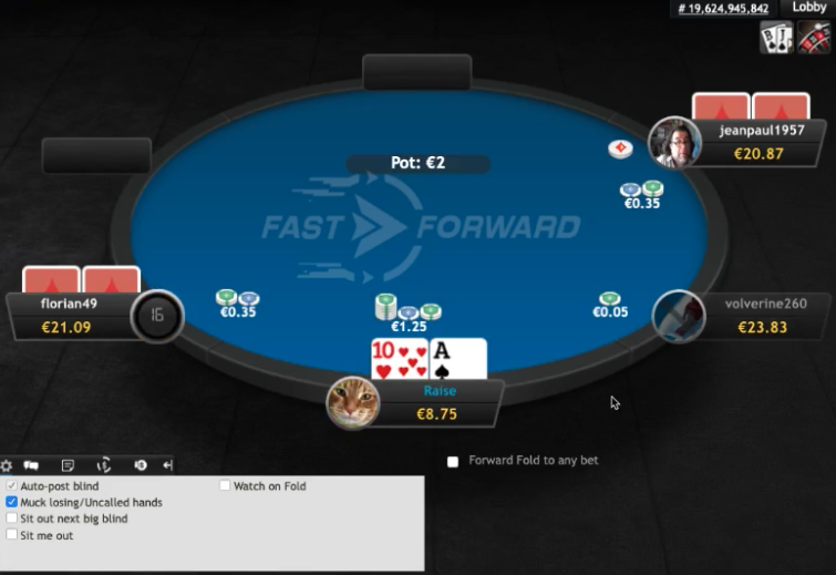 entering pots with 3-bets
