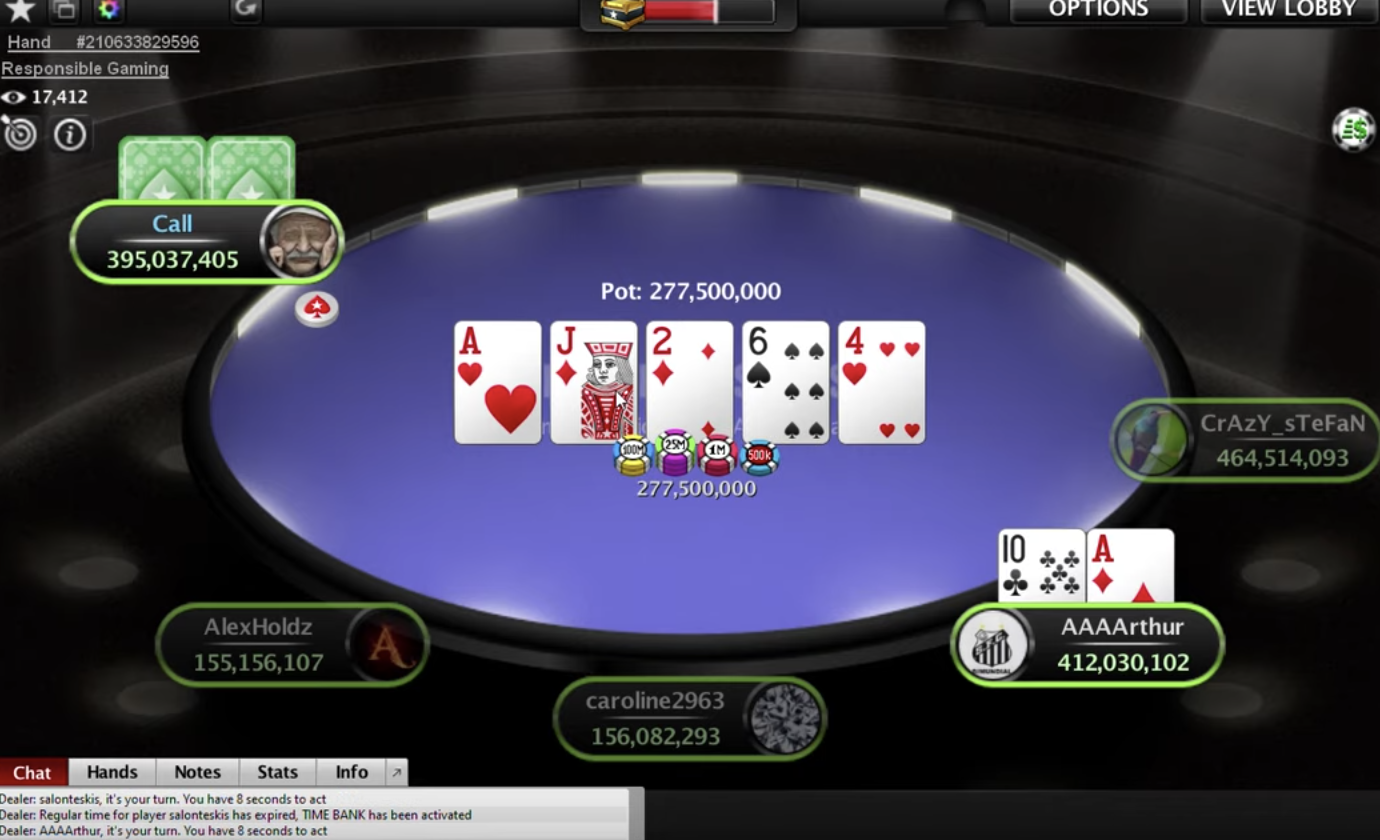 pokerstars record breaking sunday million