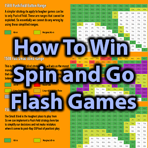 How To Win Spin and Go Flash Games