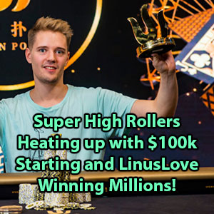 super high roller ball $100k
