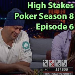 watch high stakes poker season 8